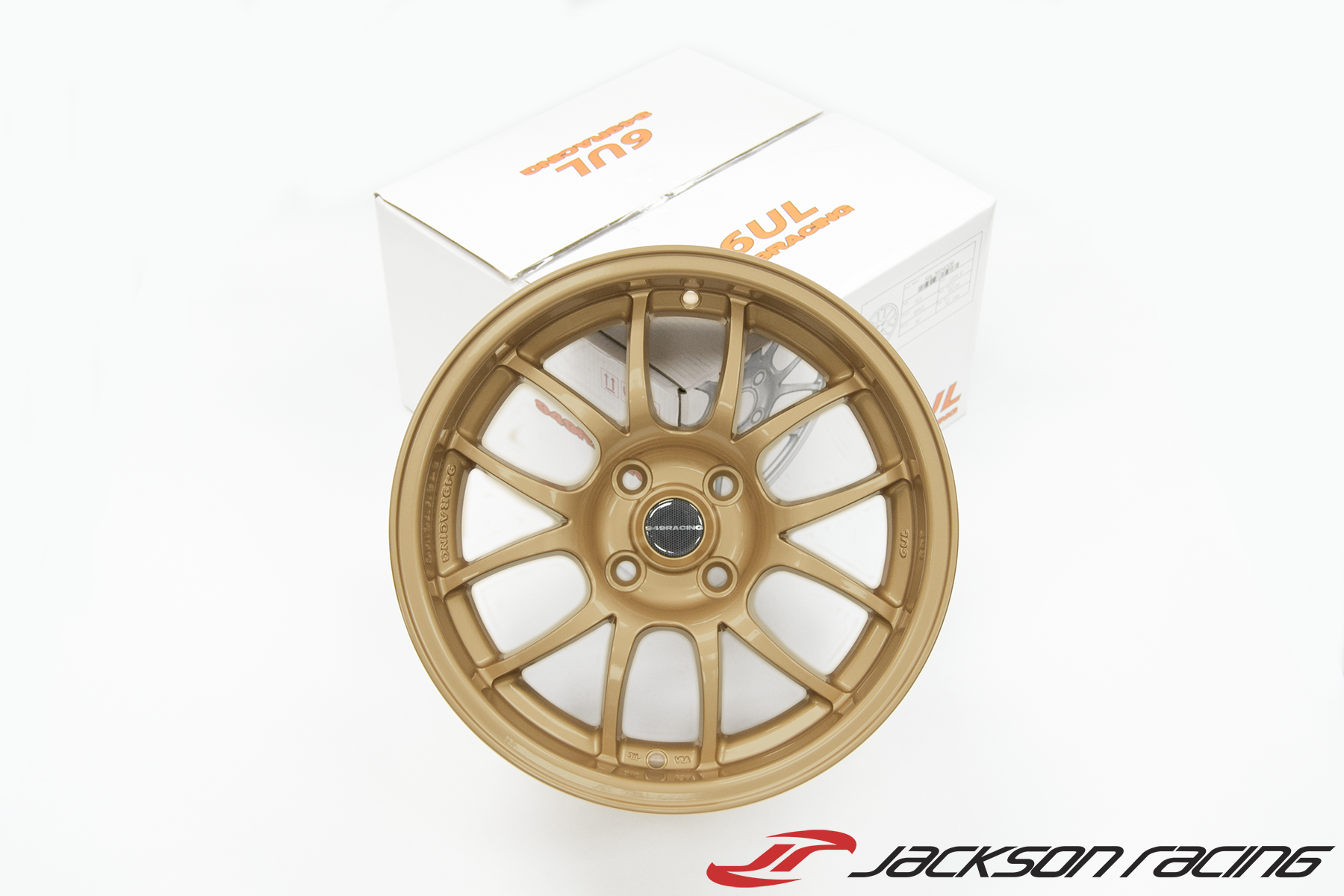 949 Racing 6UL - 15x7 +36 / 4x100 - Bronze