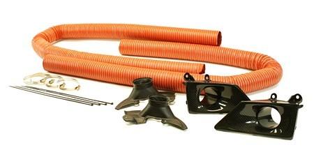 APR Performance - Brake Rotor Cooling Kit - Subaru BRZ - CF-805658