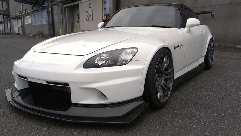 Voltex Front Bumper